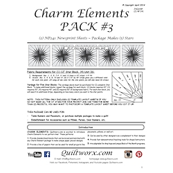 Charm Elements Pack #3