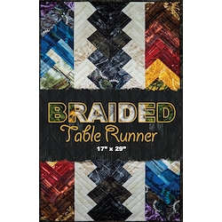Braided Table Runner