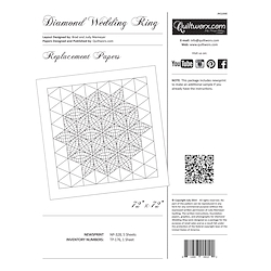 Diamond Wedding Ring 2015 Replacement Papers