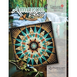 Amazon Star Foundation Piecing