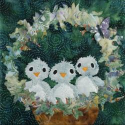 Three Little Chirps