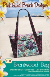 Pink Sandy Beach Designs