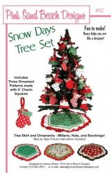 Snow days Tree Set