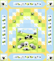Counting Sheep Patterns for Susybee