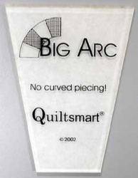 Big Arc Acrylic Template