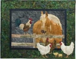 Neigh-bors & Complete Quilt Instructions
