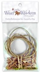 Laundry Day Embellishment Kit