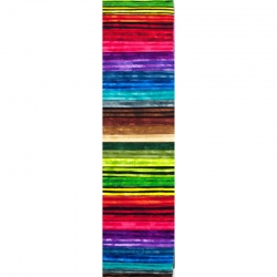 Rainbow Precut 2.5 inch #0008 Stripes