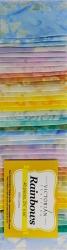 Rainbow Precut 2.5 inch #0085 Fairy Floss