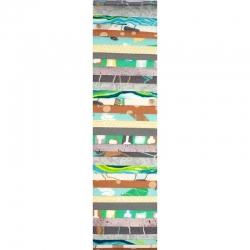 Rainbow Precut #0917 2.5in Strips x 40