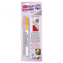 Sulky Iron On Transfer Pen - Yellow