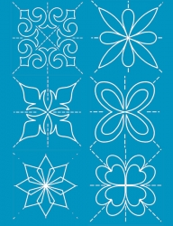 S712 Score of Four 4in Block