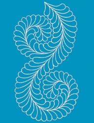 S716 Fancy Feather I