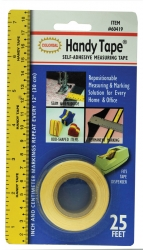 Handy Self-adhesive Measuring Tape