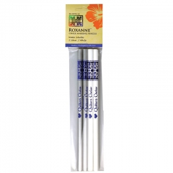 Roxanne Chalk Marking Pencils 2 Silver 2 White