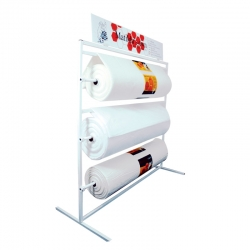 Horizontal Wadding Stand - 3 Rolls