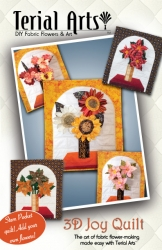 3D Joy Quilt Pattern & Instructions - Terial Arts