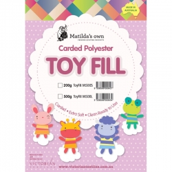 100% Polyester Toy Fill 200g