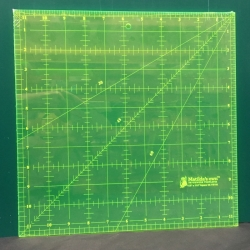 Imperial Square - 11.5in x 11.5in