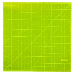 Imperial Square - 20.5in x 20.5in