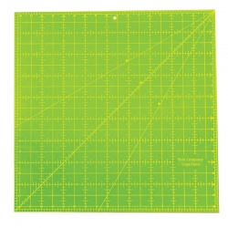 Imperial Square - 18.5in x 18.5in