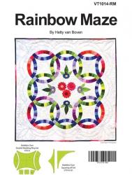 Rainbow Maze Booklet (Hetty van Boven)