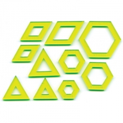 Mini Hexagon Set