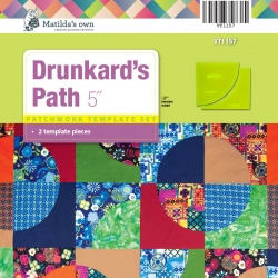 Drunkards Path - 5.0in