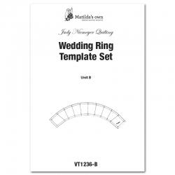 Wedding Ring Unit B (Judy Niemeyer Quilting)