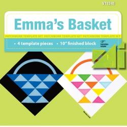 Emma's Basket - 10in Finished