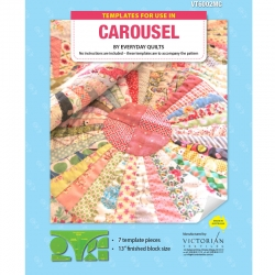 Carousel - 13in Block