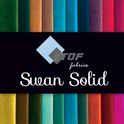 Stof Swan Solid