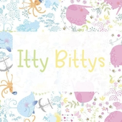 Itty Bittys - Flannel