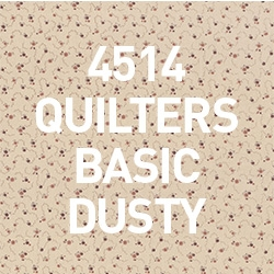 4514 Quilters Basic Dusty