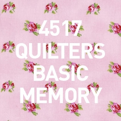 4517 Quilters Basic Memory