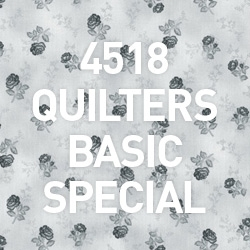 4518 Quilters Basic Special