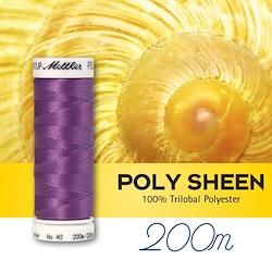 Poly Sheen 40 200m A3406