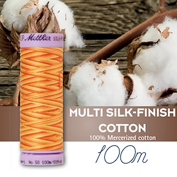 Silk-finish Cotton Multi 50 100m A9075