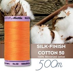 Silk-finish Cotton 50 500m A9104