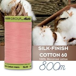Silk-finish Cotton 60 800m A9248