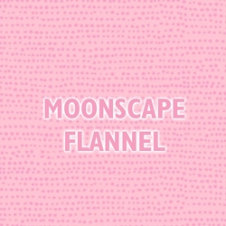 Moonscape Flannel