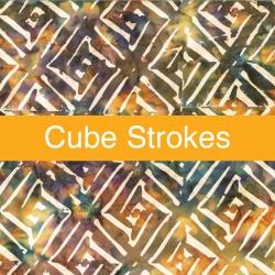 Cube Strokes