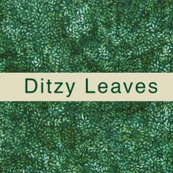 Ditzy Leaves