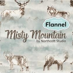 Misty Mountain - Flannel