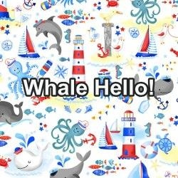 Whale Hello!