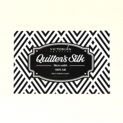 Quilters Silk - Light Cream